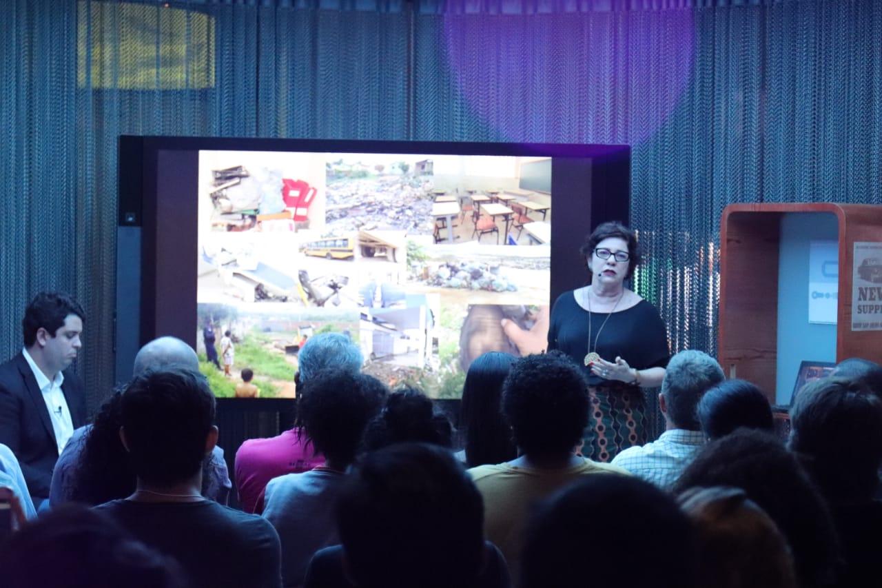 Festival RecnPlay Fotos LeandroSantos Secomd 2 - Festival Rec'n'Play: Prefeita Márcia Lucena participa de painel sobre Inovação Urbana e Protagonismo Cidadão
