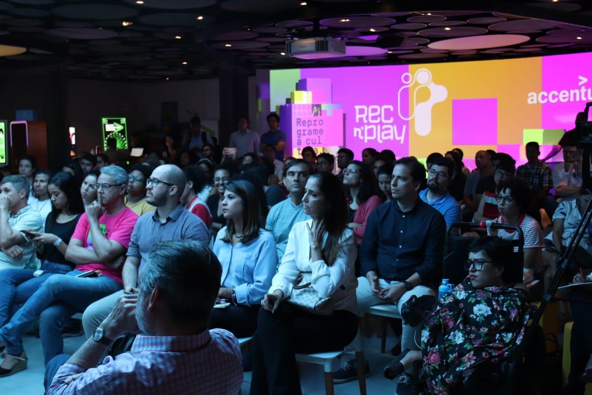Festival RecnPlay Fotos LeandroSantos Secomd 3 - Festival Rec'n'Play: Prefeita Márcia Lucena participa de painel sobre Inovação Urbana e Protagonismo Cidadão