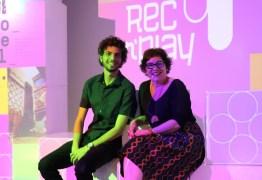 Festival Rec'n'Play: Prefeita Márcia Lucena participa de painel sobre Inovação Urbana e Protagonismo Cidadão