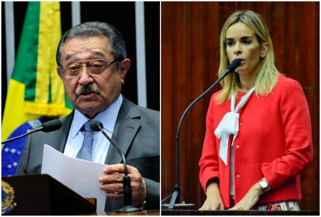 FotoJet - REFORMA APROVADA: José Maranhão e Daniella Ribeiro votam a favor da proposta