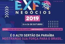 SEGUNDA EDIÇÃO: Prefeitura de Cajazeiras e Sebrae abrem Feira de Negócios no próximo dia 24