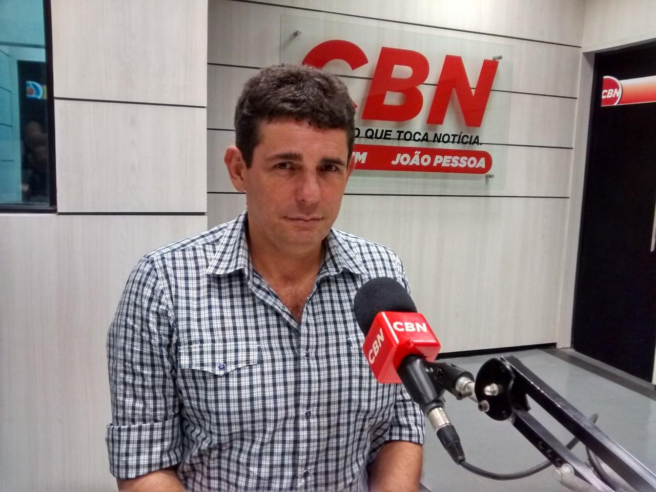 Ivan Burity - EXONERAÇÃO: Secretário de Turismo pede demissão após prisão pela Operação Calvário