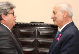PLANO NORDESTE: General Ramos fala em 'aproximação efetiva' e João Azevêdo exalta 'parceria republicana' com Governo Federal