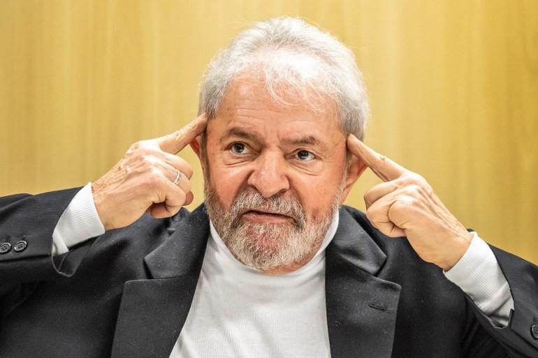 Lula - Fachin mantém julgamento no TRF4 de recurso de Lula no caso do sítio
