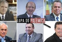 LUPA DO POLÊMICA: Conheça quem são e quanto recebem os ministros responsáveis por fiscalizar as contas do Governo Federal – VEJA TABELA