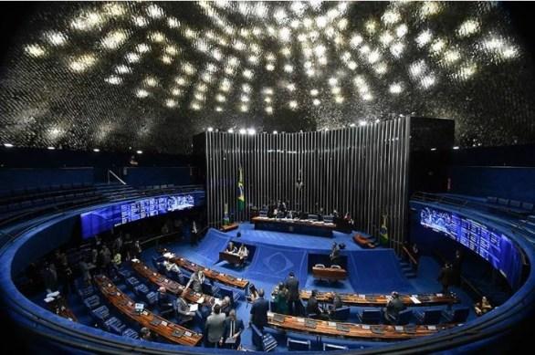 Senado 300x199 - Senado vota, hoje, em segundo turno proposta da reforma da Previdência