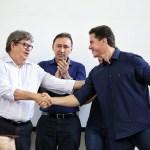WhatsApp Image 2019 10 19 at 12.39.24 - Veneziano parabeniza João Azevêdo pela liderança da Paraíba no Ranking de Competitividade dos Estados do Nordeste