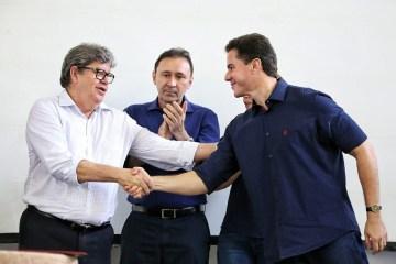 Veneziano parabeniza João Azevêdo pela liderança da Paraíba no Ranking de Competitividade dos Estados do Nordeste