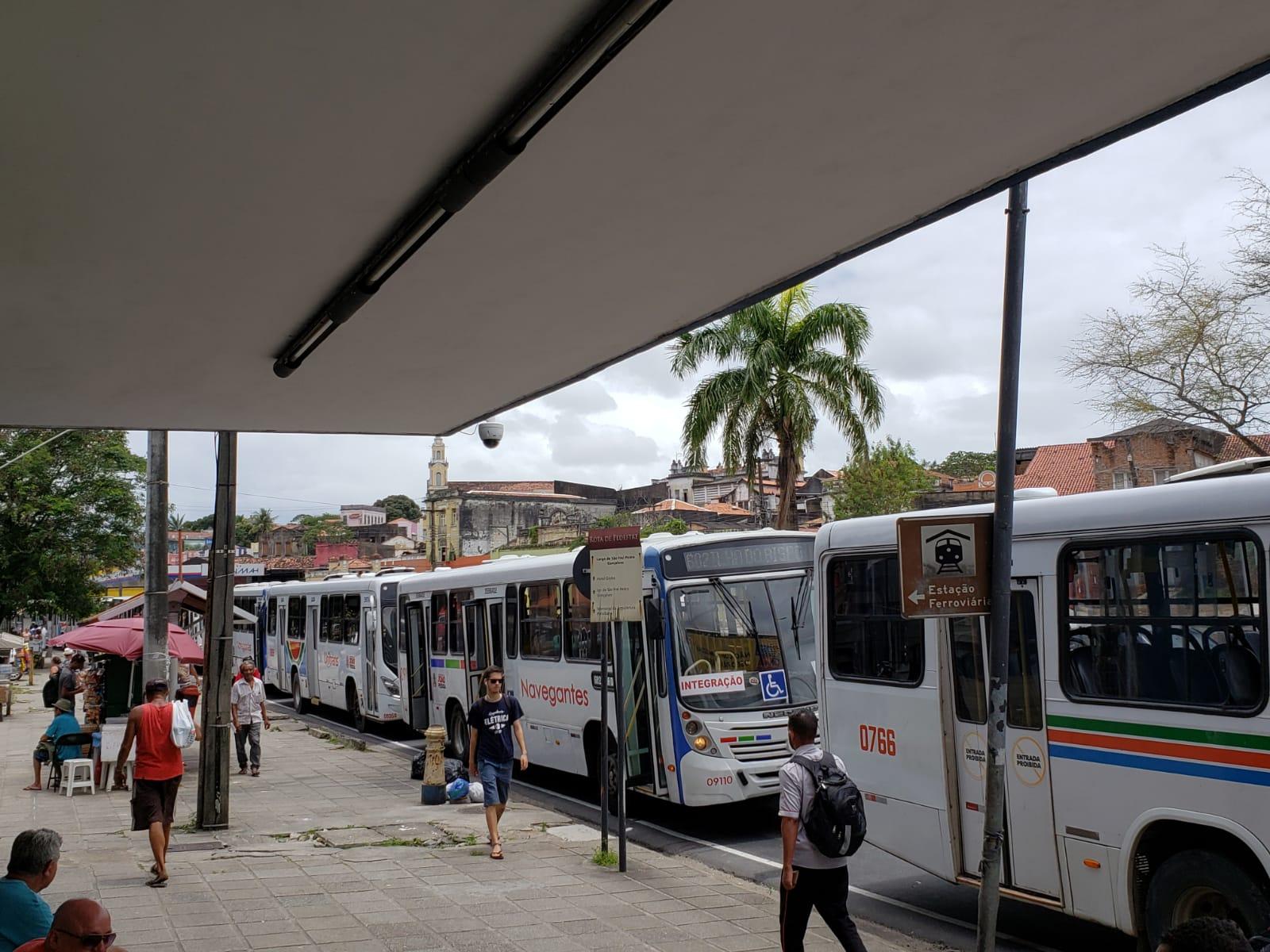 WhatsApp Image 2019 10 21 at 10.38.15 - Sindicato dos Motoristas acusa empresários de não investirem em melhorias nos ônibus de João Pessoa