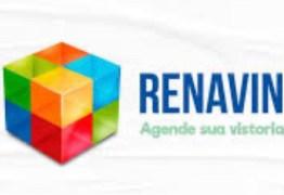 Renavin emite nota e nega irregularides em prestação de serviços no Detran