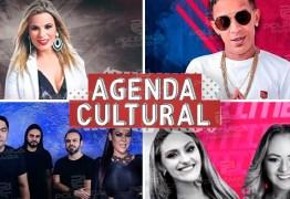 AGENDA CULTURAL: confira as nossas dicas para curtir o fim de semana em João Pessoa