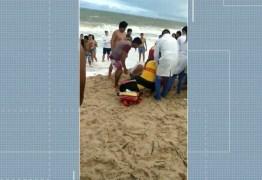 Homem não resiste e morre após afogamento em Baía da Traição, na Paraíba