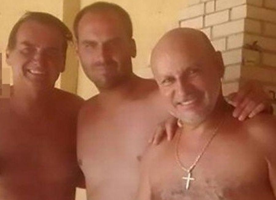 amigao - Bolsonaro comenta áudio de Queiroz: 'é meu amigo desde 1985, é meu soldado'