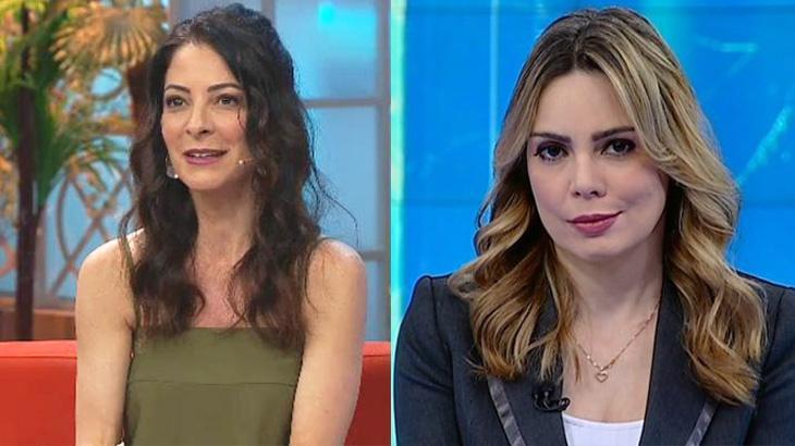 ana - Após polêmica, Ana Paula Padrão manda recado para apresentadora paraibana Rachel Sheherazade