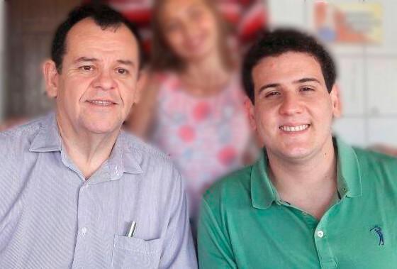 andre pai e filho - 'CALÚNIA DOENTIA': Andrezão se defende e diz que não tinha bolsa com dinheiro em sua casa - VEJA VÍDEO