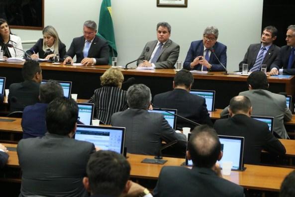 bancada paraibana define emendas   assessoria efraim 300x200 - Emendas à LOA para 2020 são definidas por bancada paraibana