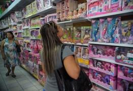 Lojistas preveem crescimento de vendas para o Dia das Crianças