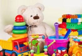 Procon-JP orienta pais a comprar brinquedos seguros no dia Dia das Crianças