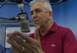 Buba Germano acredita na reestrutura do PSB e lembra que só entrou no partido por pedido de RC: 'Não me queriam nos partidos pequenos' – VEJA VÍDEO