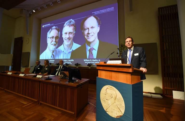 cientistas - COM PRÊMIO DE R$ 3,7 MILHÕES: Nobel de Medicina vai para pesquisas sobre como células percebem oxigênio