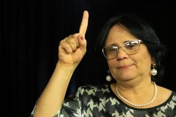 damares alves - PROJETO A FAVOR DA ÉTICA E DA RELIGIÃO: Damares anuncia canal oficial para denunciar professores contrários aos 'valores da família'