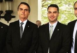 ESQUEMA DE NOMEAÇÕES: Filhos de Bolsonaro têm 116 cargos nomeados no Congresso