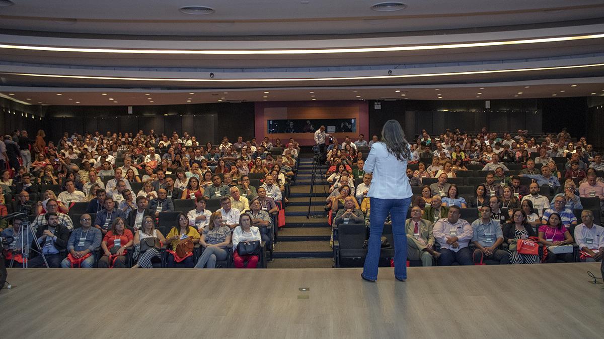 educacreci 29.10.2019 1a - Palestrantes do Educacreci atraem multidão ao auditório do TCE-PB
