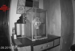 Boneca assombrada assusta colecionador ao 'ganhar vida'; VEJA VÍDEO