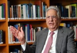 'Se Bolsonaro não calar estará preparando o fim', diz FHC sobre pronunciamento