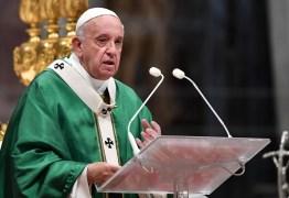 Papa Francisco diz que Amazônia precisa do 'fogo do amor' e não do 'fogo ateado por interesses que destroem'