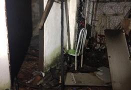 Homem é suspeito de atear fogo na própria casa após discussão
