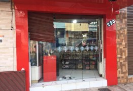 PREJUÍZO DE R$ 45 MIL: Relojoaria é arrombada em Santa Rita