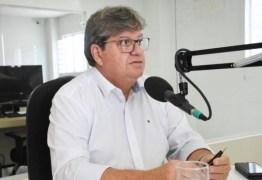No Dia dos Professores, João reforça trabalho do governo na valorização dos docentes: 'Estamos comemorando cada vez mais avanços'