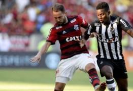 INVENCIBILIDADE: Flamengo enfrenta Atlético-MG nesta quinta no Maracanã onde não perdeu ainda na competição