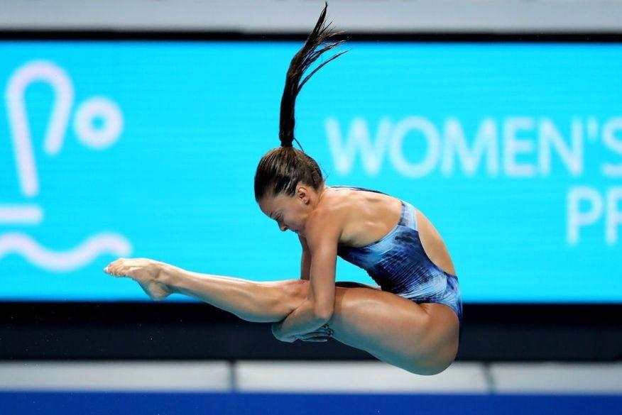 luana3 - SALTOS ORNAMENTAIS: Jovem pessoense irá representar o Brasil em competição internacional na China
