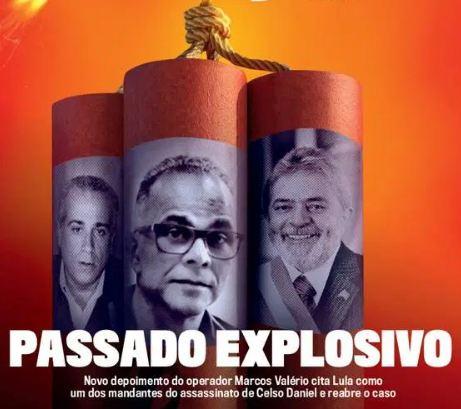 lula marcos valerio celso daniel - Marcos Valério: despesas de Lula eram pagas com dinheiro de corrupção
