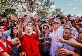 74 ANOS: Ricardo Coutinho parabeniza Lula e pede liberdade para ex-presidente
