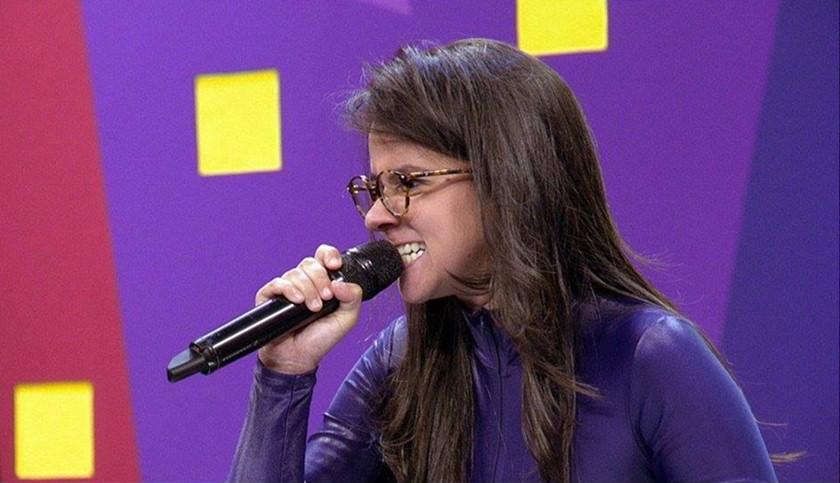 oo - Filha do ex-senador Efraim Moraes, nomeada para cargo Ancine, é humorista e já ganhou prêmio