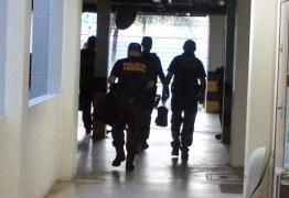 OPERAÇÃO RASTRO: 30 policiais federais 'visitam' Campina Grande para investigar desvio de verbas públicas