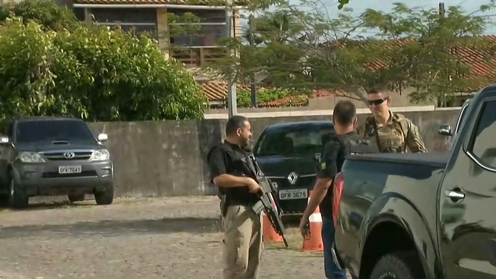 operacao pf correios - OPERAÇÃO CSI: Polícia Federal cumpre 4 mandados de prisão de envolvidos em arrombamentos aos Correios