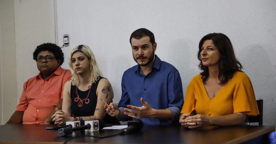 photo 2019 10 30 12 27 09 880x460 - 'Não vamos aceitar interferência de Bolsonaro nas investigações', diz presidente do PSOL - VEJA VÍDEO