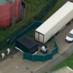 policiacaminhao - Polícia encontra 39 corpos em baú de caminhão