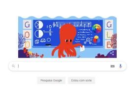 polvinho professor - 'Polvo do Google' acerta em homenagem: Professor trabalha por oito e recebe por um - Por Amara Alcântara