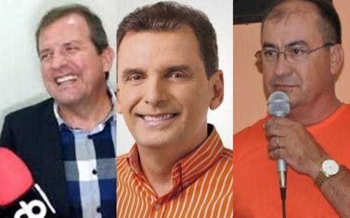 prefeitos sertanejos - SEM DEFINIÇÃO SOBRE COMANDO ESTADUAL: Três prefeitos sertanejos podem deixar o PSB nos próximos dias - Clinton Medeiros