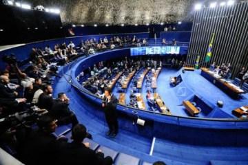 senado - Senado deve concluir votação de mudanças na Previdência na terça-feira