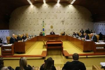 stf - No STF, relator vota contra prisão de condenados em segunda instância - ACOMPANHE JULGAMENTO