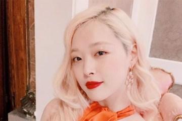 sulli 361122 36 - Cantora de K-pop é encontrada morta em casa
