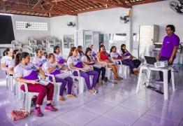 Prefeitura de São José de Piranhas em parceria com o SENAI realiza cursos de capacitação profissional com beneficiários do Bolsa Família