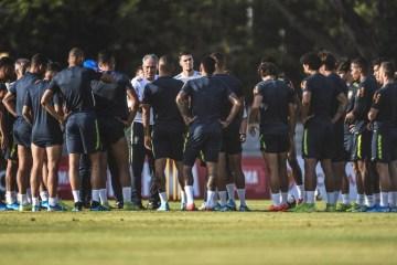 treino - Amistoso é 'sinuca' entre pressão por vitória ou testes de Tite na seleção