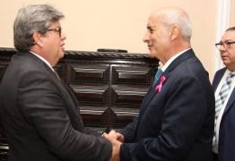 João Azevêdo apresenta ações e pleiteia investimentos para a Paraíba ao ministro-chefe da Secretaria de Governo